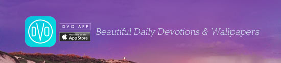 Download DVO Daily Devotion and Wallpaper app